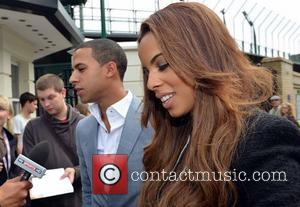 Marvin Humes And Rochelle Wiseman Wed