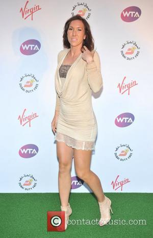 Jelena Jankovic Sir Richard Branson's Pre-Wimbledon Party held at The Roof Gardens - Arrivals. London, England - 21.06.12