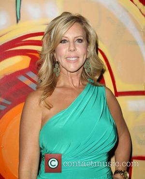 Vicki Gunvalson Wine By Wives Launch held at The Lexington Hollywood, California - 08.05.12