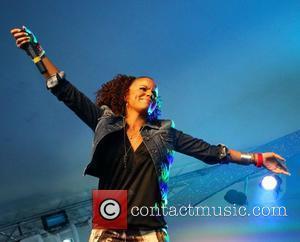 Ms. Dynamite Barclaycard Wireless Festival 2012 - Day 1 London, England - 06.07.12