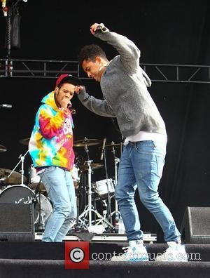 Katie Price, Rizzle Kicks and Wireless Festival