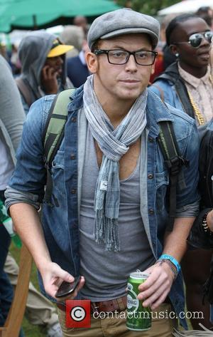 Joe Swash Barclaycard Wireless Festival 2012 - Day 3 - Celebrity Sightings London, England - 08.07.12