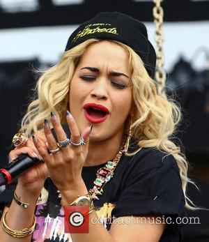 Rita Ora Barclaycard Wireless Festival 2012 - Day 2 London, England - 07.07.12