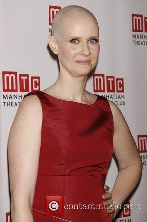 Cynthia Nixon Opening night after party for Manhattan Theatre Club's 'Wit', held at B.B. King Blues Club and Grill. New...