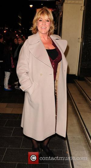 Karen Bruce  attending the The Wizard of Oz - media night at the London Palladium, London, England - 01.03.12