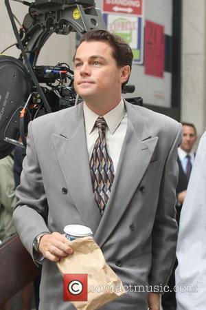 Leonardo Dicaprio and Wall Street