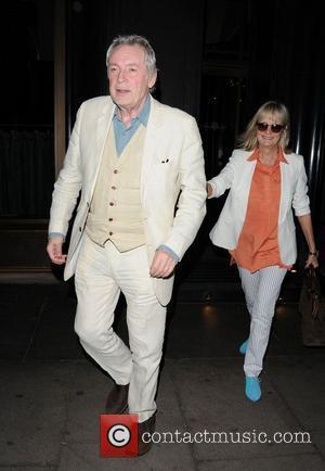 Twiggy leaving The Wolseley Restaurant,  London, England - 31.05.12