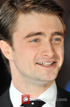 Daniel Radcliffe The Woman in Black - World Premiere held at the Royal Festival Hall, Arrivals. London, England - 24.01.12