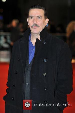 Ciaran Hinds The Woman in Black - World Premiere held at the Royal Festival Hall, Arrivals. London, England - 24.01.12
