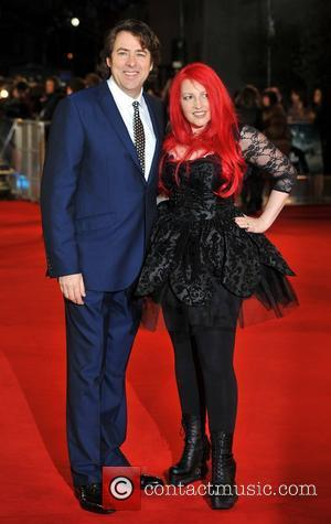 Jonathan Ross, Jane Goldman and Royal Festival Hall