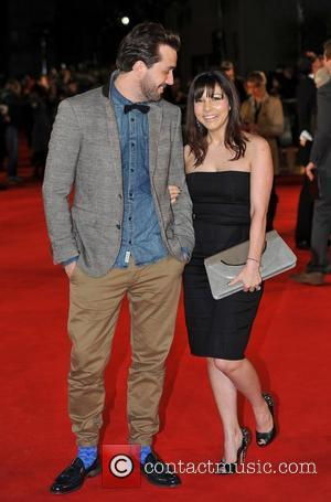 Roxanne Pallett and Darren McMullen The Woman in Black - World Premiere held at the Royal Festival Hall, Arrivals. London,...