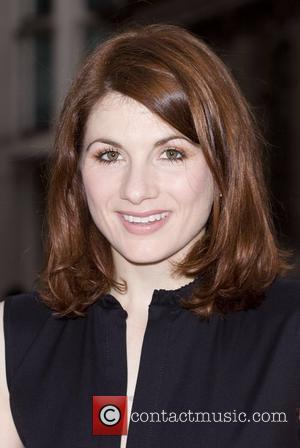 Jodie Whittaker Women for Women Gala held at the Guildhall - Arrivals London, England - 03.05.12