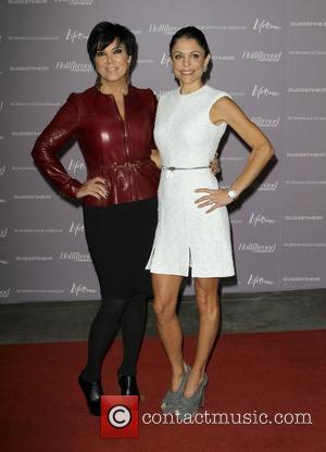 Kris Jenner and Bethenny Frankel