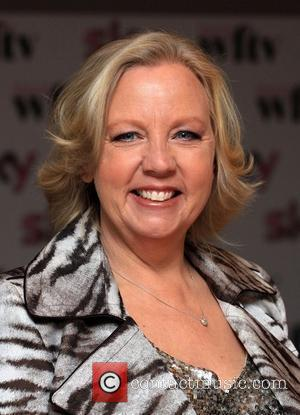Deborah Meaden The Sky Women in Film and Television awards 2011 - Arrivals London, England - 02.12.11