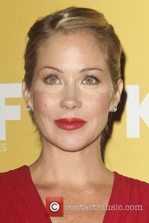 Christina Applegate Women in Film 2012 Crystal + Lucy Awards, held at The Beverly Hilton Hotel - Arrivals Beverly Hills,...