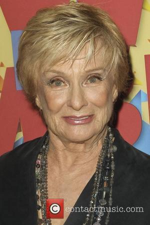 Cloris Leachman Women in Film 2012 Crystal + Lucy Awards, held at The Beverly Hilton Hotel - Arrivals Beverly Hills,...