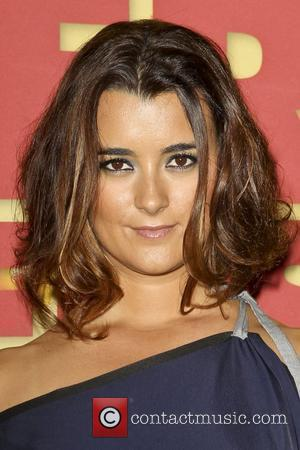 Cote de Pablo Women in Film 2012 Crystal + Lucy Awards, held at The Beverly Hilton Hotel - Arrivals Beverly...