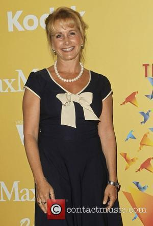 Gabrielle Carteris Women in Film 2012 Crystal + Lucy Awards, held at The Beverly Hilton Hotel - Arrivals Beverly Hills,...