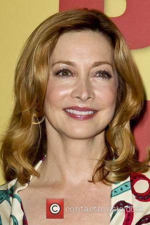 Sharon Lawrence Women in Film 2012 Crystal + Lucy Awards, held at The Beverly Hilton Hotel - Arrivals Beverly Hills,...