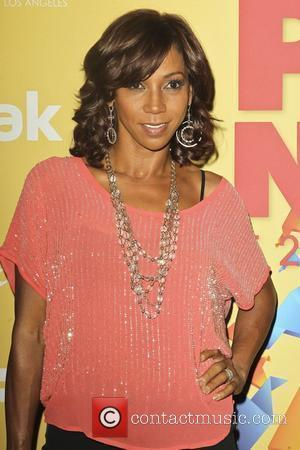Holly Robinson Peete and Beverly Hilton Hotel