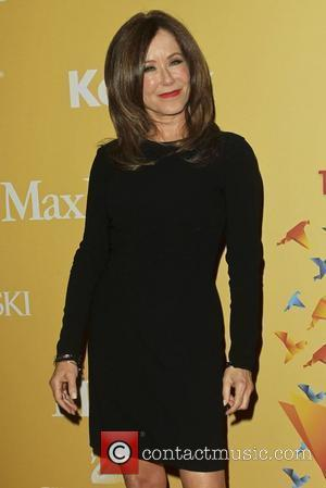 Mary Mcdonnell and Beverly Hilton Hotel