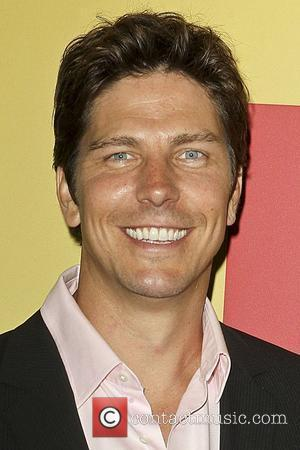 Michael Trucco and Beverly Hilton Hotel