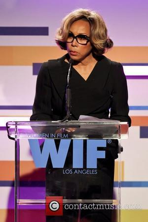 Diahann Carroll Women in Film 2012 Crystal + Lucy Awards, held at The Beverly Hilton Hotel - Show Beverly Hills,...