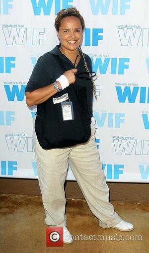 Shari Belafonte at the 15th Annual Women In Film Celebrity Golf Classic held at The Malibu Country Club Malibu, California...