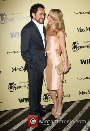 Demian Bichir, Stefanie Sherk 5th Annual Women In Film Pre-Oscar Cocktail Party held At Cecconi's Restaurant West Hollywood, California -...