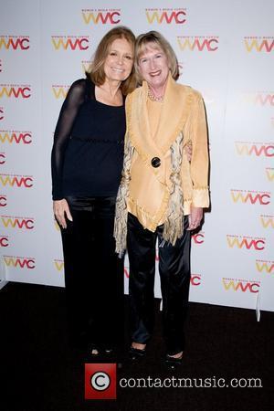 Gloria Steinem Women's Media Center 2011 Women's Media Awards New York City, USA - 30.11.11