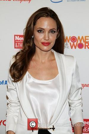 Angelina Jolie Helps Launch Anti-rape War Initiative