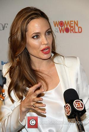 New Headmistress! Angelina Jolie Opens Girls-only Primary School In Kabul