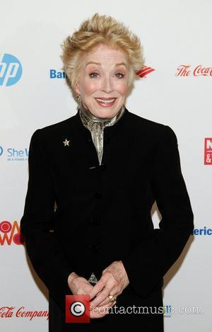 Holland Taylor The Third Annual 'Women in the World: Stories and Solutions' Summit New York City, USA - 08.03.12