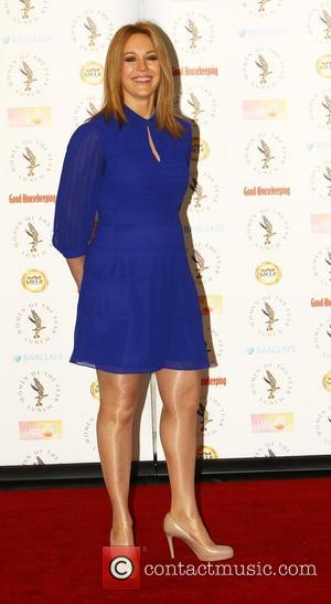 Helen Fospero Women of the Year Lunch and Awards, Inter-Continental Hotel London, England - 22.10.12