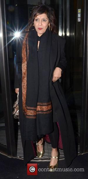Meera Syal ,  2012 Daily Mail Inspirational Women of the Year Awards Gala held at the London Marriott Hotel...