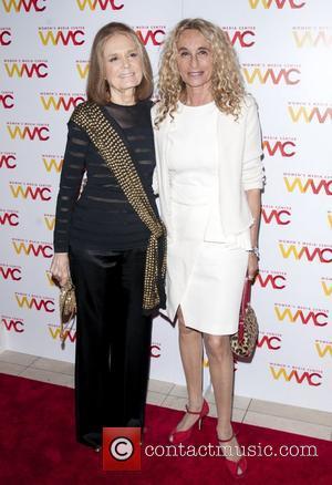 Gloria Steinem, Ann Dexter- Jones The 2012 Women's Media Awards at Guastavino's - Arrivals New York City, USA - 13.11.12