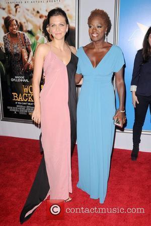 Maggie Gyllenhaal and Viola Davis