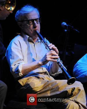 Woody Allen and New Orleans Jazz Band