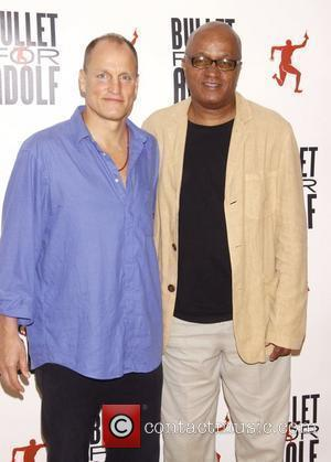 Woody Harrelson Collides With Tree Outside Broadway Theatre