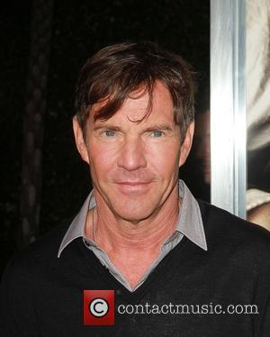 Dennis Quaid,  at the premiere of CBS Films' 'The Words' at the ArcLight Cinema - Red Carpet. Hollywood, California...
