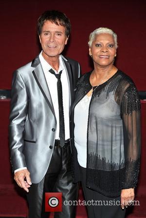 Dionne Warwick and Cliff Richard