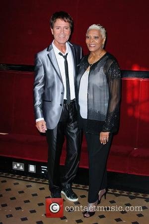 Sir Cliff Richard and Dionne Warwick World Hunger Day Concert - photocall held at the Royal Albert Hall. London, England...