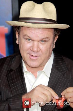 John C. Reilly  at the premiere of 'Wreck-It Ralph' held at El Caputan Theatre in Hollywood. Los Angeles, California...