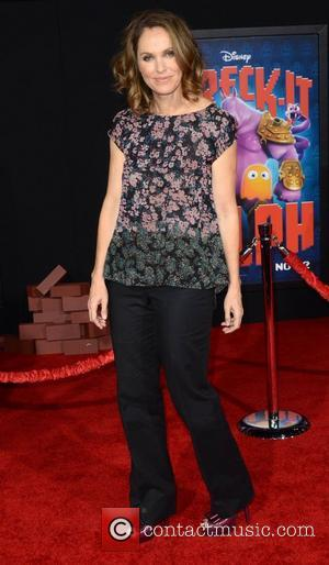 Amy Brenneman  The Los Angeles Premiere of 'Wreck-It Ralph' - Arrivals Los Angeles, California - 29.10.12