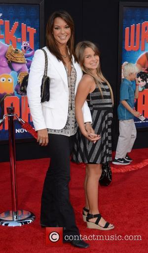 Eva LaRue and daughter The Los Angeles Premiere of 'Wreck-It Ralph' - Arrivals Los Angeles, California - 29.10.12