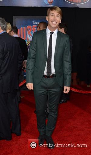 Jack McBrayer  The Los Angeles Premiere of 'Wreck-It Ralph' - Arrivals Los Angeles, California - 29.10.12