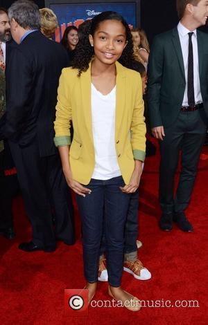 Yara Shahidi  The Los Angeles Premiere of 'Wreck-It Ralph' - Arrivals Los Angeles, California - 29.10.12