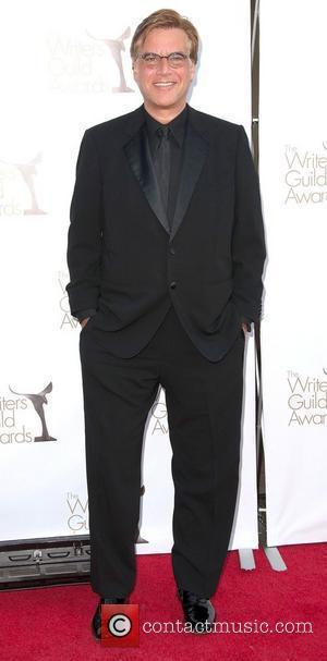 Aaron Sorkin,  at the 2012 Writers Guild Awards at the Hollywood Palladium. Los Angeles, California - 19.02.12