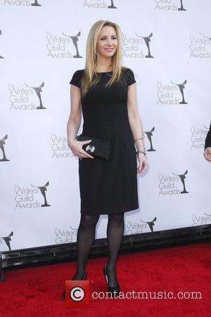 Lisa Kudrow  The 2012 Writers Guild Awards at the Hollywood Palladium - Arrivals Los Angeles, California - 19.02.12