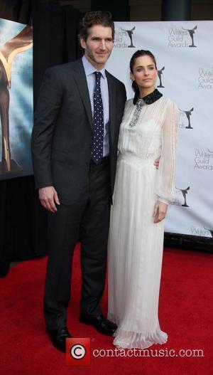 Amanda Peet: My Husband Says I'm Uptight